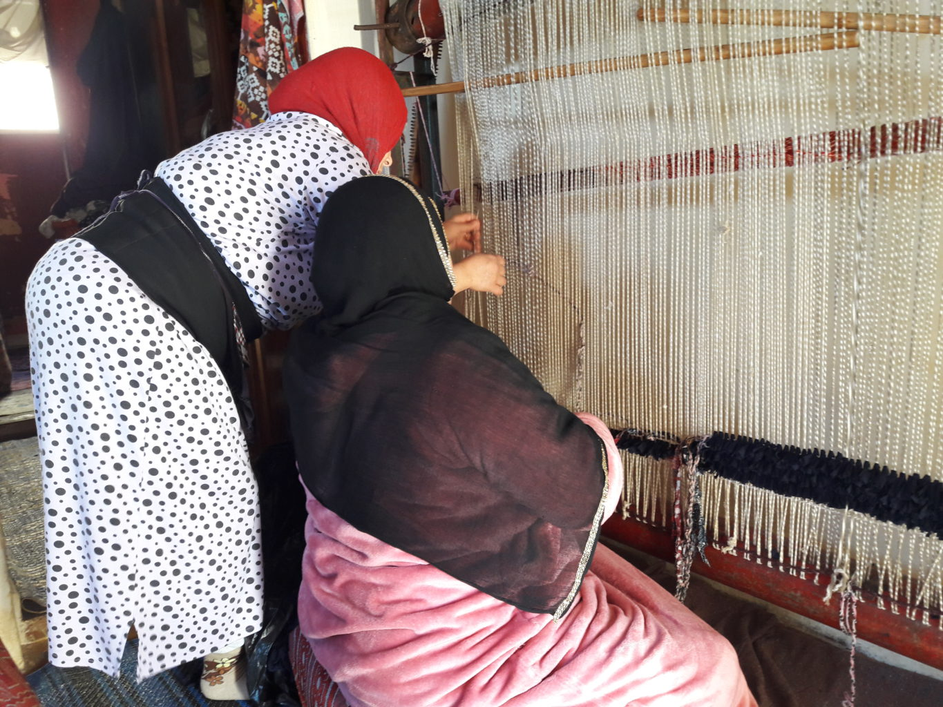 Weaving their way through, this initiative is reviving a dying technique while employing female artisans | The Switchers