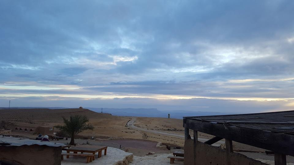 Sustainable tourism finds haven in Israel's rugged desert | The Switchers