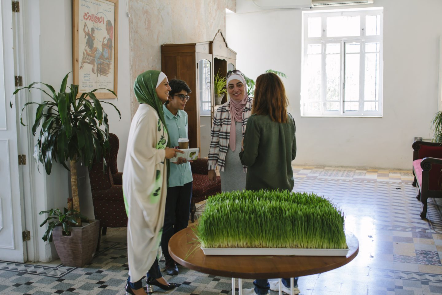 Spreading healthy personal care solutions around the Middle East |The Switchers