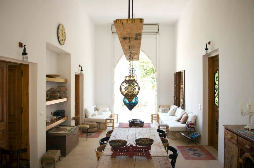 This Lebanese guesthouse is giving upcycled materials a sustainable home | The Switchers
