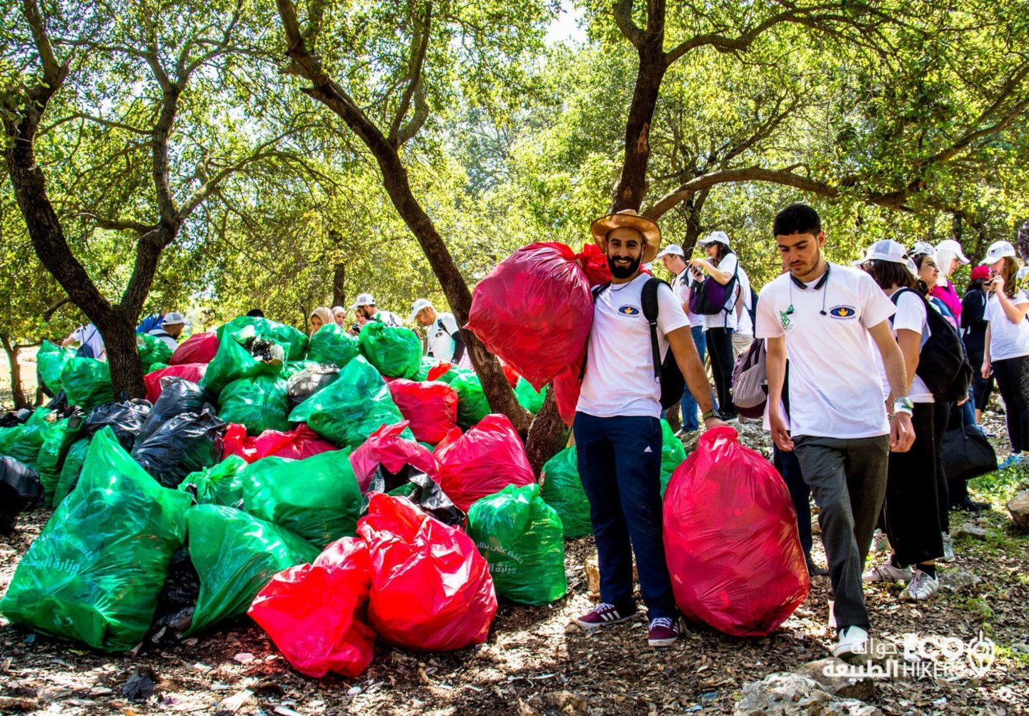 You can now collect trash as you eco-hike through Jordan's beautiful nature | The Switchers