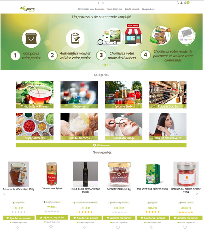 Moroccan eco-concious customers can now find organic products via this portal | The Switchers