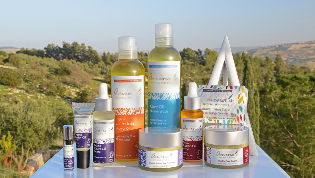 Saving their skins: Jordan's rising star of organic skincare products | The Switchers