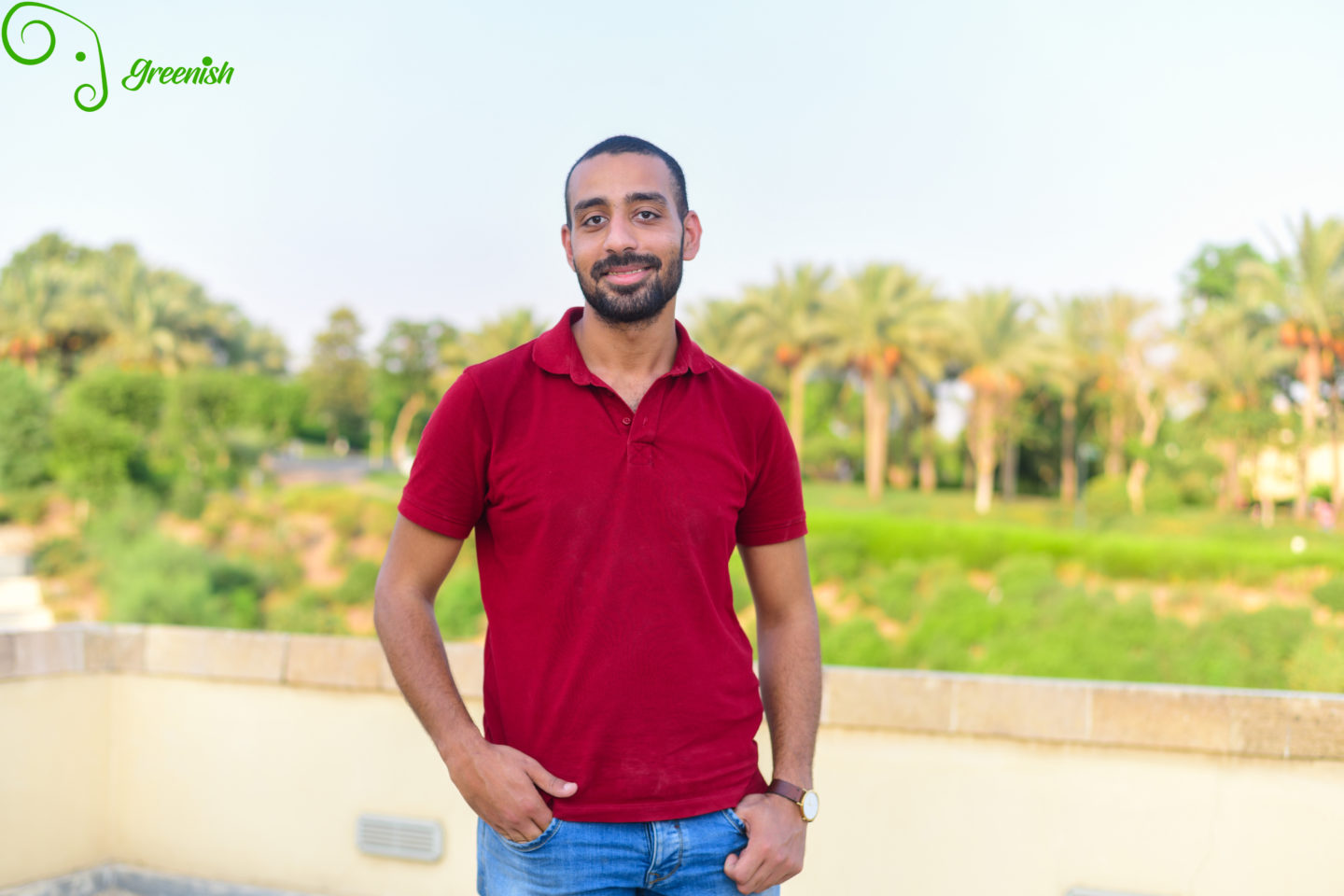 This Egyptian entrepreneur aims to combine waste managment with artisanship | The Switchers