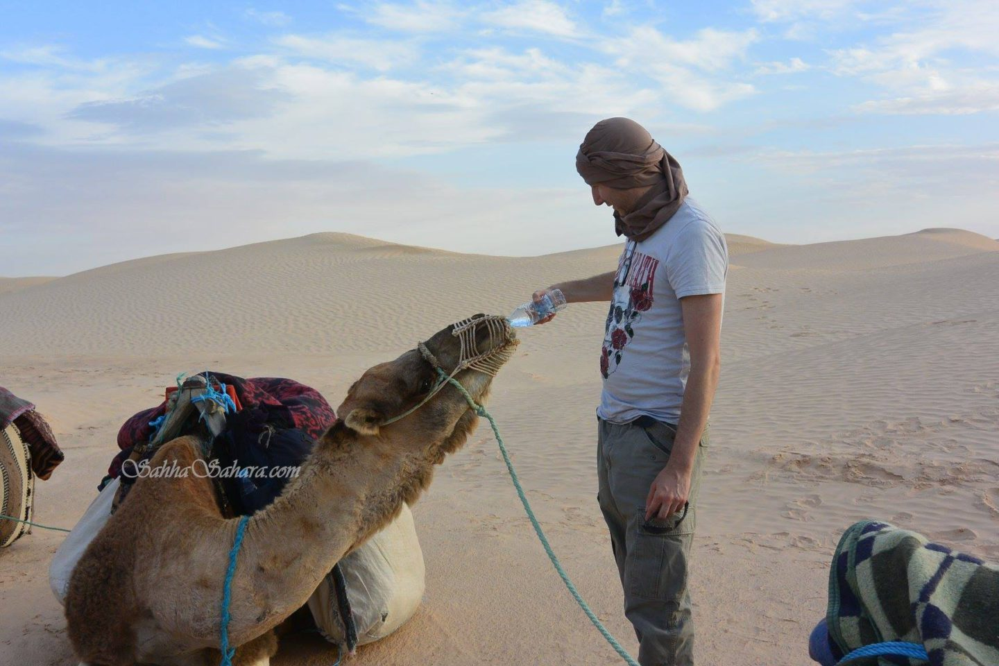 Sustainable camel treks carry tourists towards cultural understanding in southern Tunisia | The Switchers