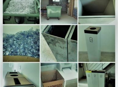 Valenvi offers a range of storage bins and waste collection plans to help Moroccans recycle more effectively