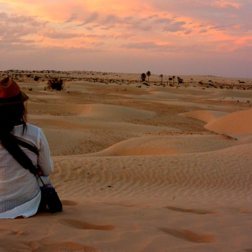 Visitors get a relaxing and hauntingly beautiful experience when they visit southern Tunisia with Sahha Sahara