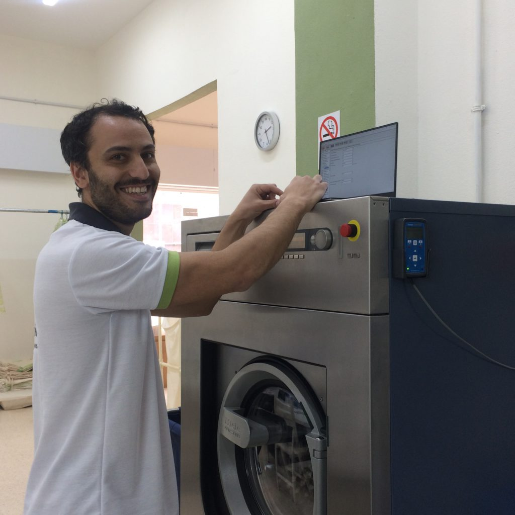 Eco-friendly laundry revolution is a detox for Jordanian dry cleaning | The Switchers
