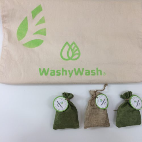 WashyWash offers a green alternative to dry cleaning in Jordan