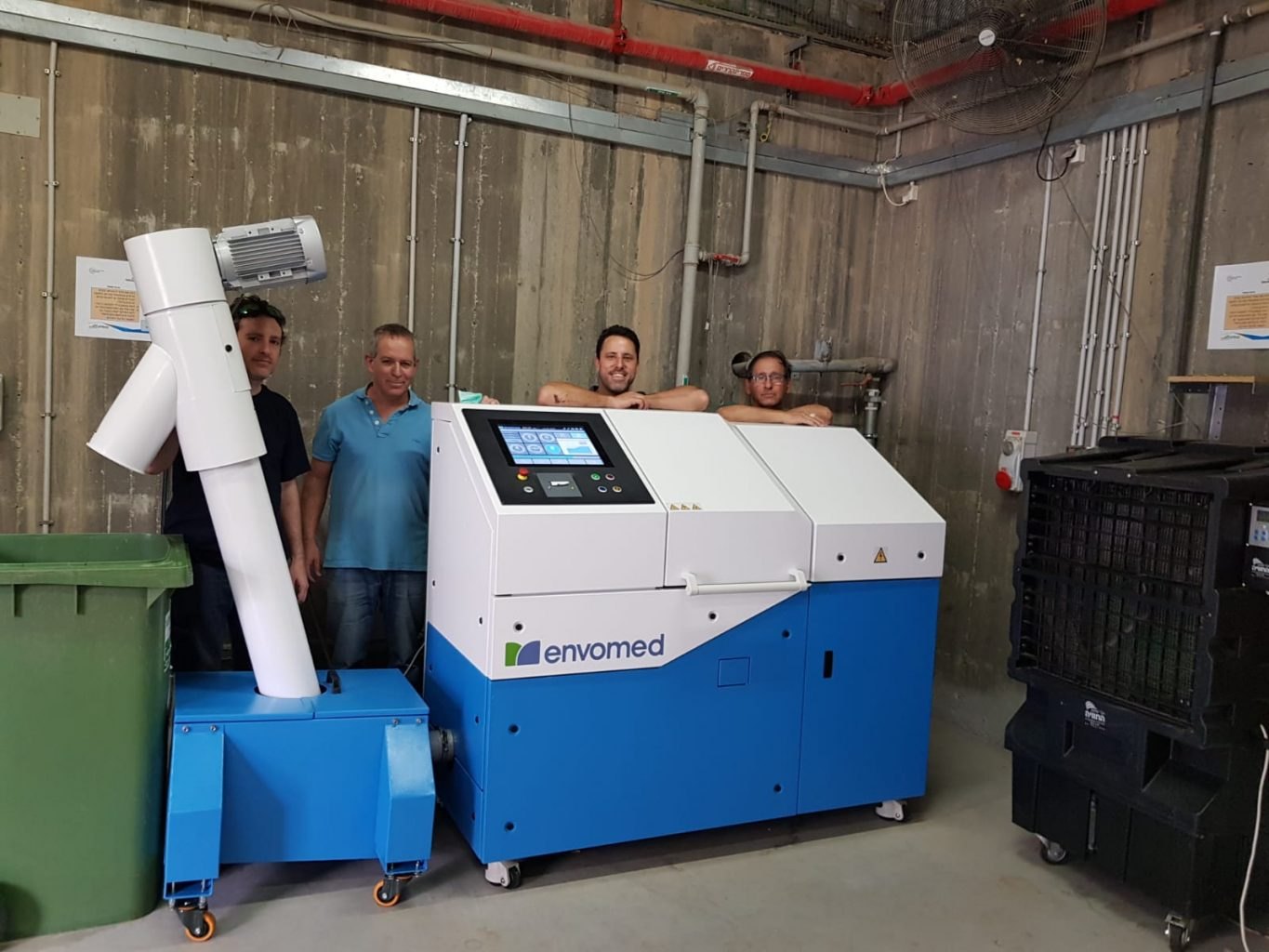 Envomed 80, the solution for treating COVID-19 waste sustainably |The Switchers