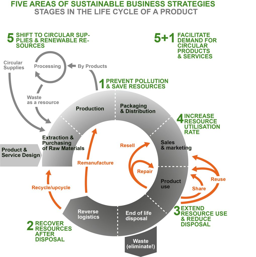 """""""Circular Economy Business Strategies"""", a very timely guide 