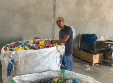 Green Solutions Industries is helping to recycle plastic and paper waste in Tunisia and get the country's sustainable waste management back under control.