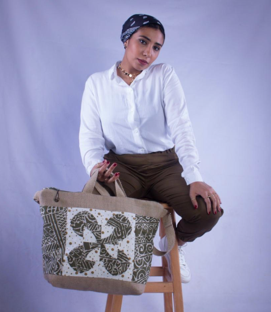 Style with substance: Egyptian fashion designer recycles fabric and empowers women | The Switchers