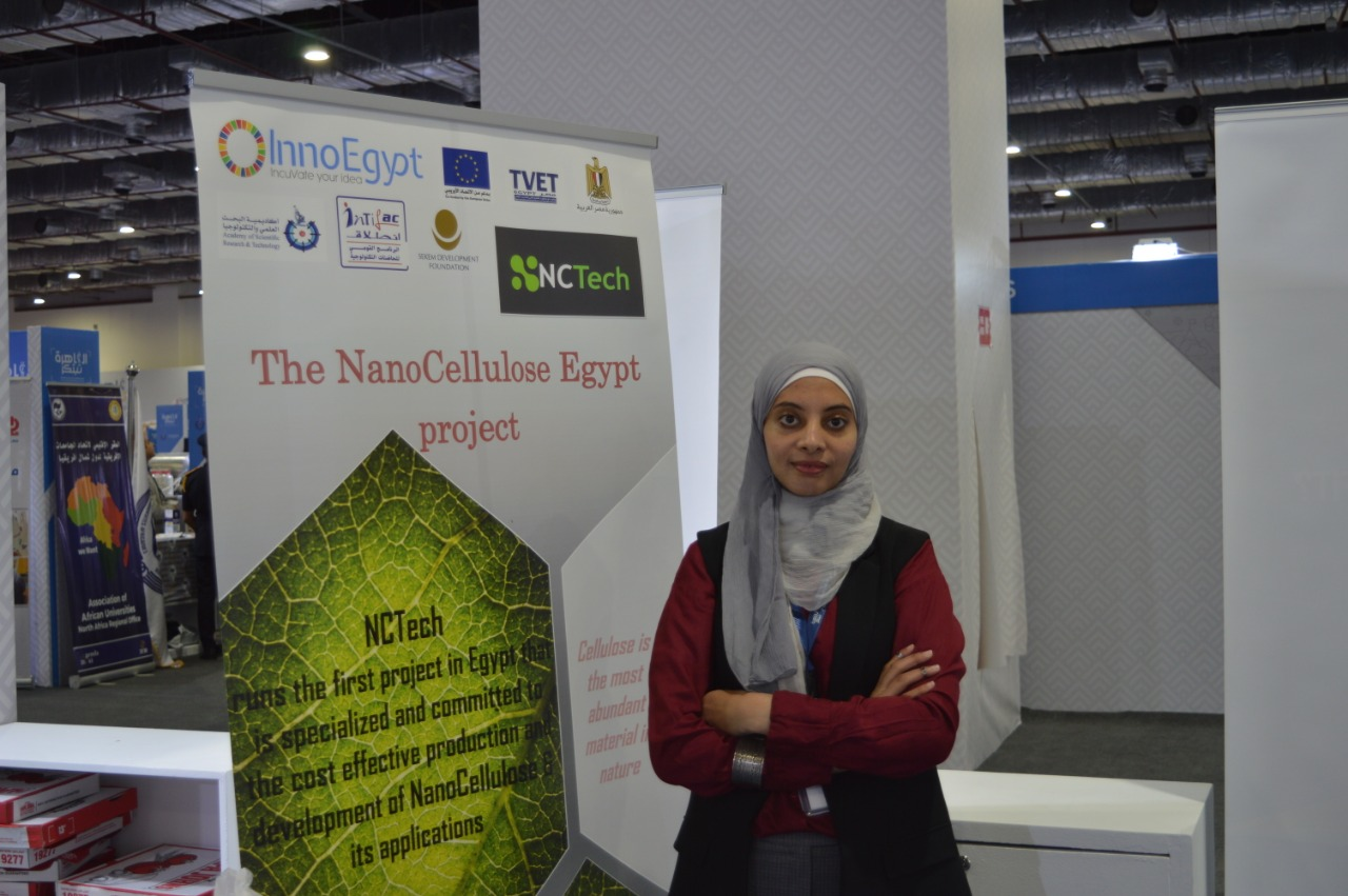 Science meets business with sustainable Egyptian nanotechnology startup |The Switchers