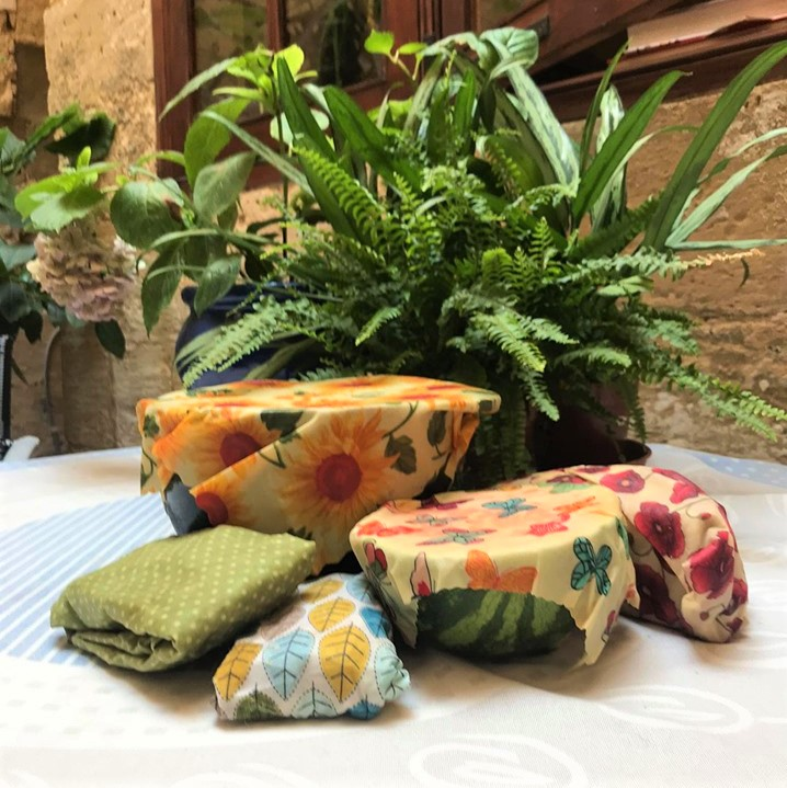 Wrap star: One-woman company brings natural food wrap to Malta and beyond |The Switchers